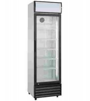 Getränkekühlschrank 1 Glastür   338 Ltr   B575xT606xH1975 mm