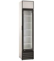 Getränkekühlschrank 1 Glastür   160 Ltr   B390xT475xH1880 mm
